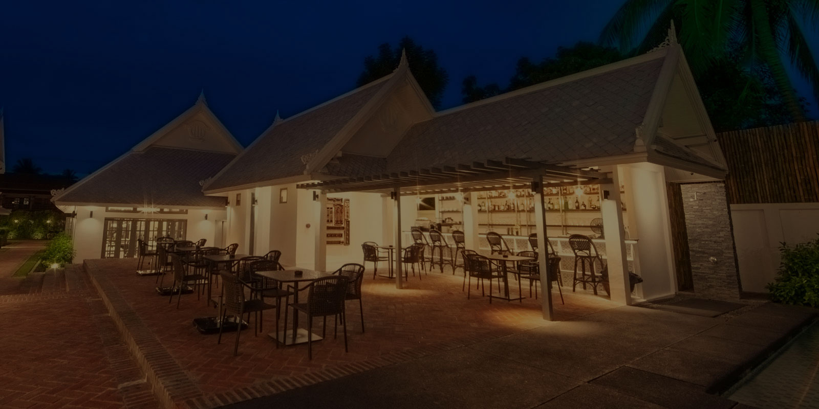 AUTHENTIC LAO CUISINE <br>SERVED IN AN ELEGANT SETTING